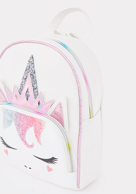 Mini Crown Unicorn Backpack