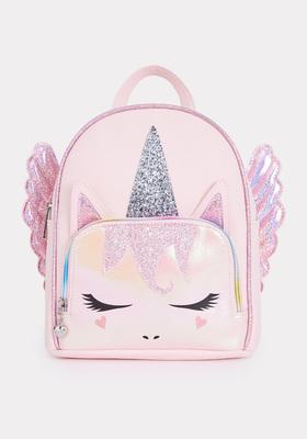 Mini Winged Unicorn Backpack