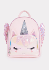 Mini Winged Unicorn Backpack