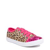 Pink Leopard Sneaker