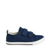 Blue Two-Strap Sneaker