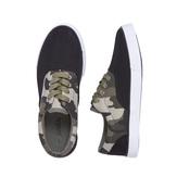 Black Camo Sneaker