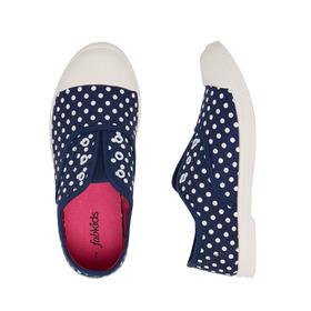 Polka Dot Sneaker