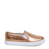 Rose Gold Slip On