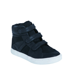 Three-Strap High Top