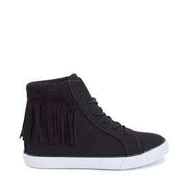 Fringe High Top Sneaker