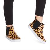 Leopard Chelsea High Top