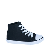 Canvas High Top Sneaker