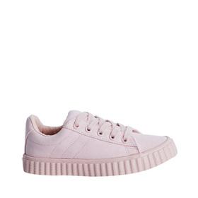 Pink Creeper Sneaker
