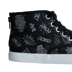Comic Print High Top