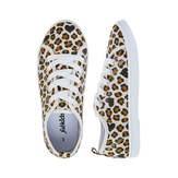 Cheetah Lace Up Sneaker