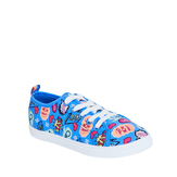 Canvas Lace Up Sneaker