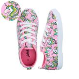 Unicorn Lace Up Sneaker