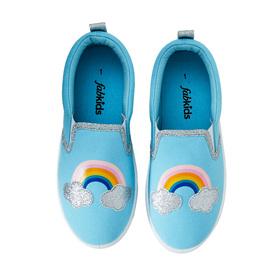 Rainbow Slip On