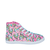 The Unicorn High Top Sneaker