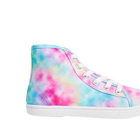 Rainbow High Top Sneaker