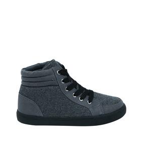 Tweed High Top Sneaker
