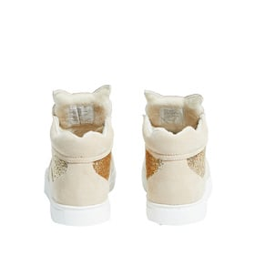 High Top Cat Sneaker