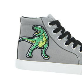 Dino Patch High Top Sneaker