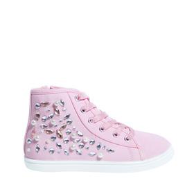 Embellished High Top Sneaker