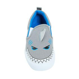 Shark Face Slip On