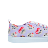 Floral Crown Cat Sneaker