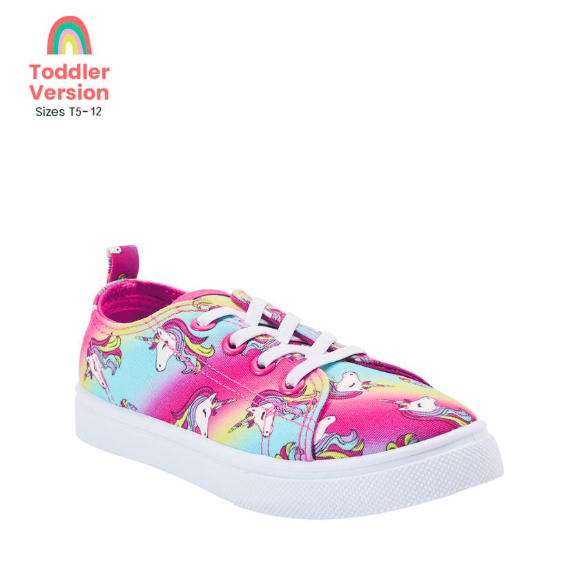 Rainbow Unicorn Sneaker - FabKids
