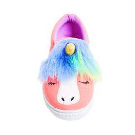 Unicorn Fur Slip On