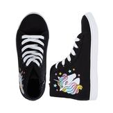 Unicorn High Top Sneaker