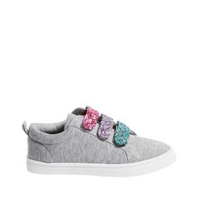 Glitter Strap Sneaker