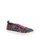 Rainbow Cheetah Sneaker