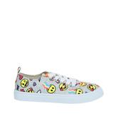 Emoji Print Sneaker