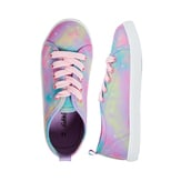 Marble Lace Up Sneaker