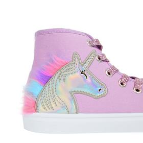 3D Unicorn High Top