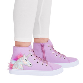 3D Unicorn High Top