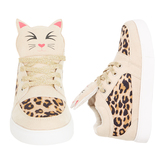 High Top Cat Sneaker