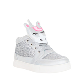 High Top Unicorn Sneaker