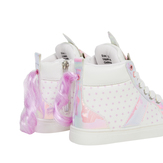 3D Unicorn High Top Sneaker