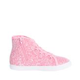 Glitter High Top Sneaker