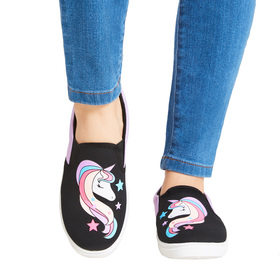 Unicorn Stars Slip On