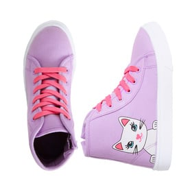 Cat High Top Sneaker