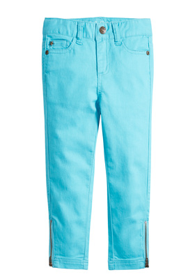 Skinny Zipper Jean