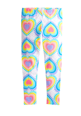 Rainbow Heart Legging