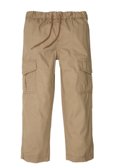 Pull On Woven Cargo Pant