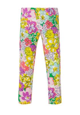 Fab Floral Legging