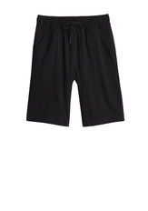Black Pull On Short