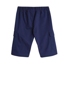 Knit Cargo Short