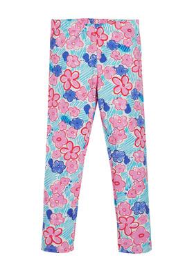 Fab Doodle Floral Legging