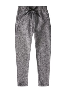 Grey Heather Harem Pant