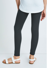 Fab Black Dot Legging